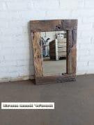 eiken spiegel 64 x 44 l9 1