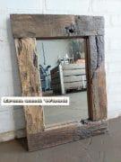 eiken spiegel 64 x 44 l9 6