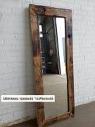 14 grenen spiegel blanke lak 147×55 l10 3
