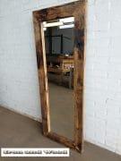 14 grenen spiegel blanke lak 147×55 l10 7