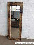 14 grenen spiegel blanke lak 147×55 l10 8