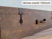 houten kist 75x 45 x 24 10